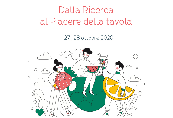 "Dalla ricerca al piacere della tavola. Between universal diet and personalized nutrition ""shaping for the future life"""